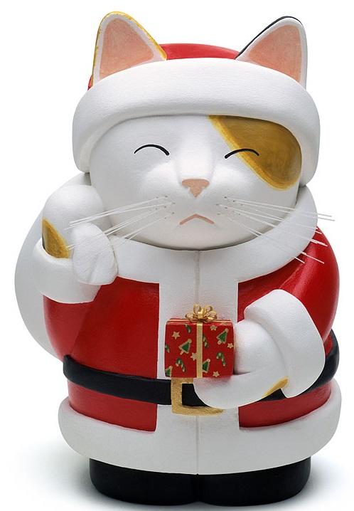 アカデミークリスマス猫